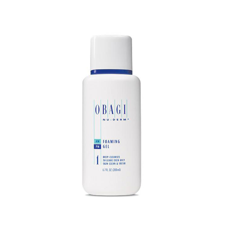 Obagi Nu-Derm Foaming Gel (200ml/ 6.7floz )