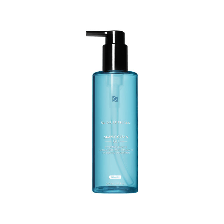 SkinCeuticals (CLEANSE) Simply Clean (6.8oz / 200ml) - IN STOCK / SOLD IN OFFICE