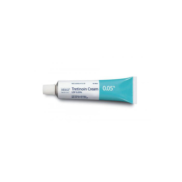 Obagi Tretinoin Cream 0.05% (0.7oz / 20g) - IN STOCK / SOLD IN OFFICE