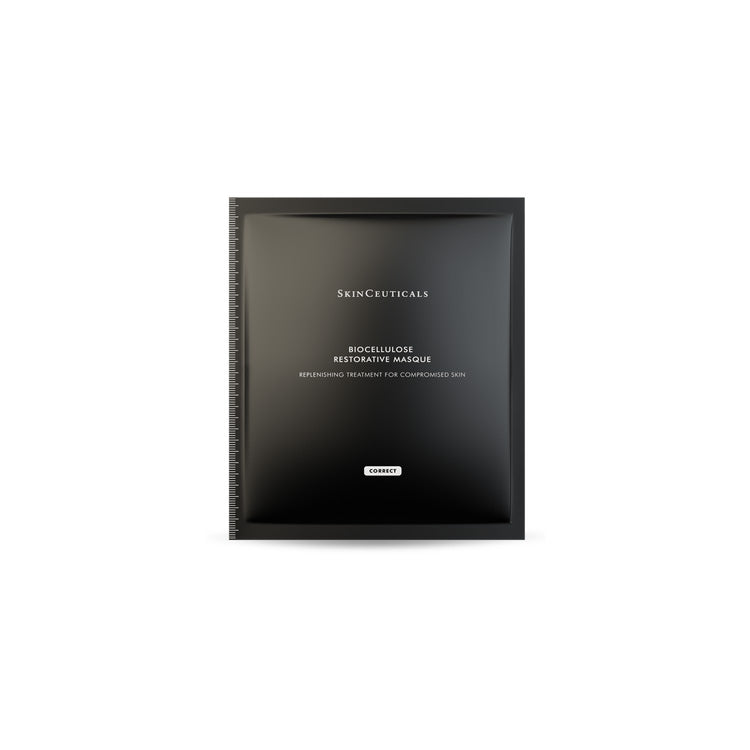 SkinCeuticals (MOISTURIZE) Biocellulose Restorative Mask - 1 Sheet - IN STOCK / SOLD IN OFFICE