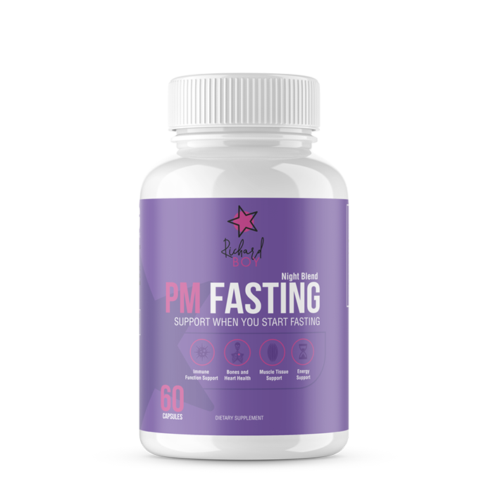 Complete Fasting KIT: Protein + 4 Fasting Support