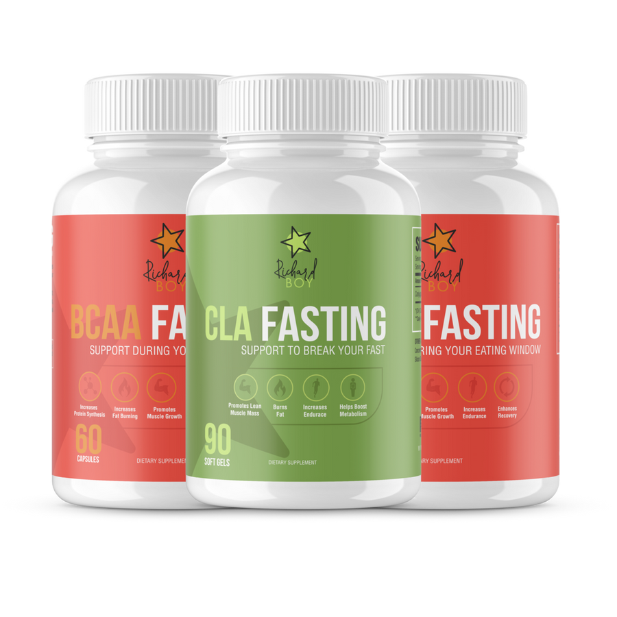 2BCAA + 1CLA Fasting Support