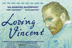 LOVING VINCENT - THE WORLD'S FIRST FULLY PAINTED FEATURE FILM