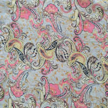 Load image into Gallery viewer, Floral Digital Print on Viscose Crepe Fabric