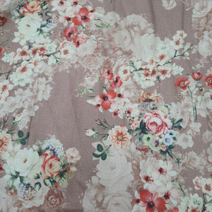 Badami Pure Spun Digital Printed Fabric