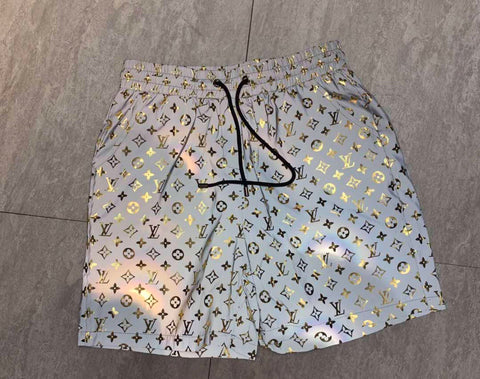 LV iridescent SwimTrunks