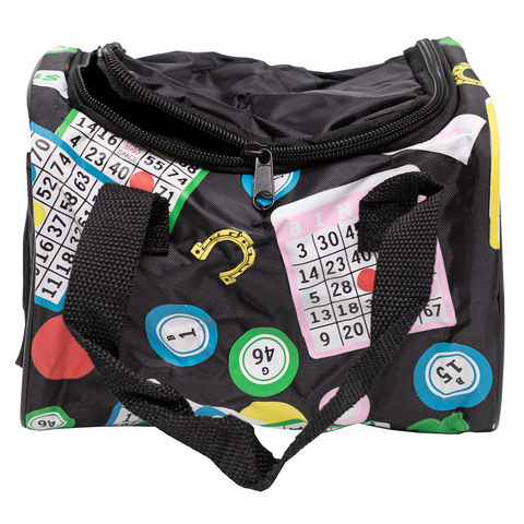 Bingo Cube Bag with 4 Pockets - Bingo Accessories - Jackpot Bingo Supplies