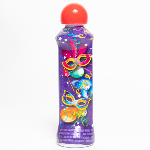 Party Bingo Dauber - Red Ink Markers - 3 ounce size bottle - Jackpot Bingo Supplies