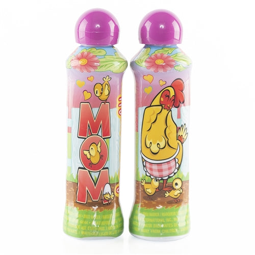 Mother's Day Bingo Dauber - Purple Ink Markers - 3 ounce size bottle - Jackpot Bingo Supplies