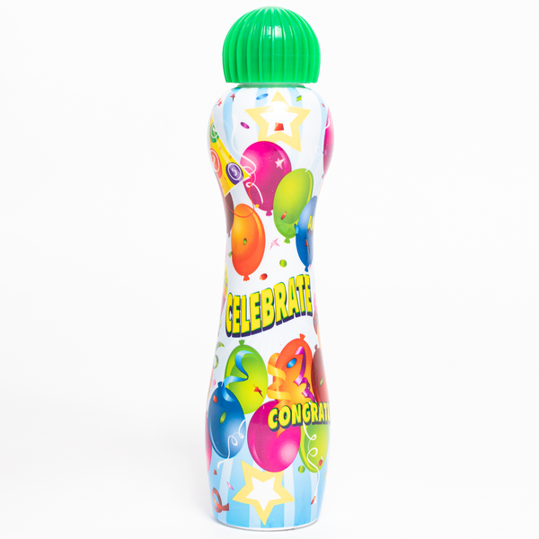 Celebrate Bingo Dauber - Green Ink Marker - 3 ounce size bottle - Jackpot Bingo Supplies