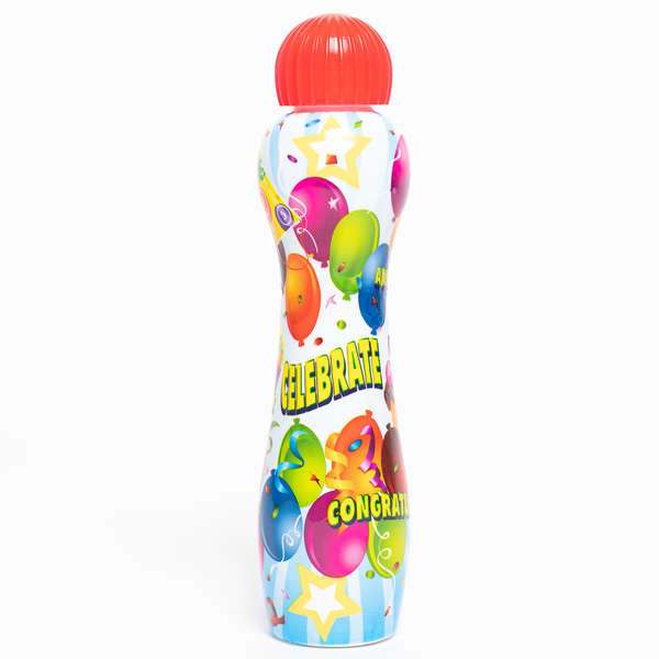 Celebrate Bingo Dauber - Red Ink Marker  - 3 ounce size bottle - Jackpot Bingo Supplies