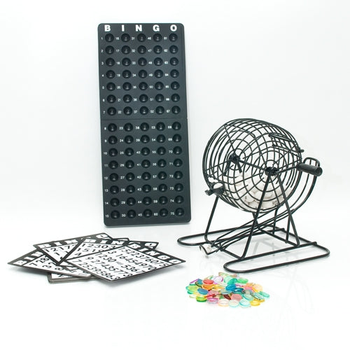 Bingo Game Set for Home Parties - Bingo Equipment - Jackpot Bingo Supplies