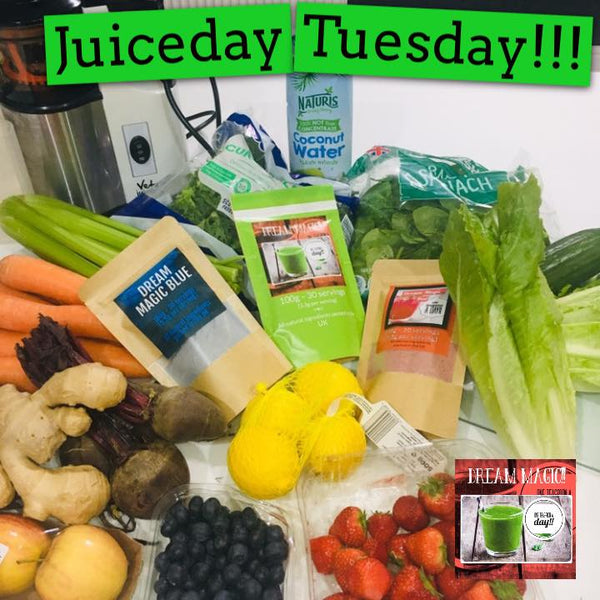 Juiceday Tuesday!!