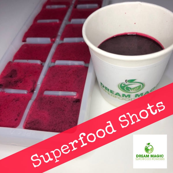 Superfood Shots!!