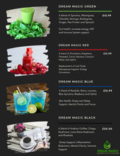 Dream Magic Bundle - Red, Green and Blue Blends