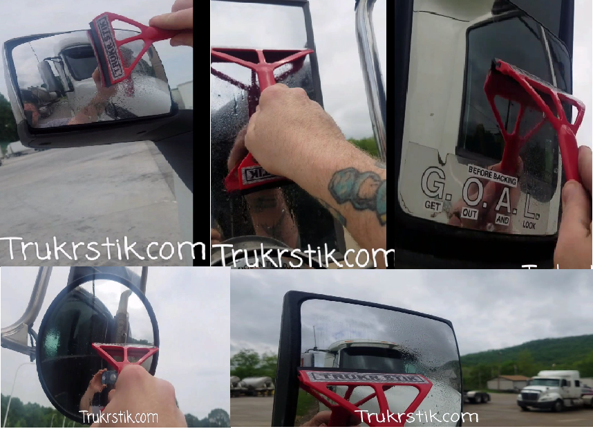 truck squeegee