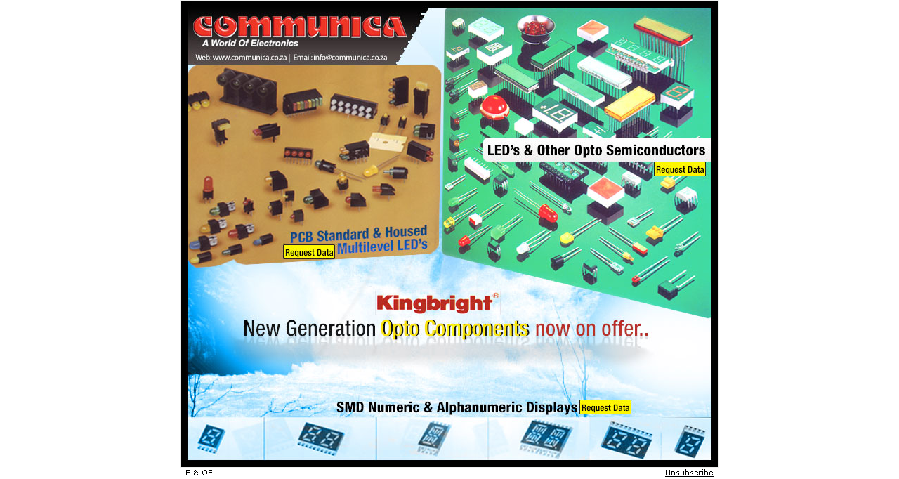 New Generation Opto Components