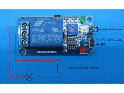 AZL TEMPERATURE CONT RELAY MODUL