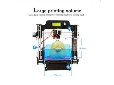 BSK PRUSA I3 DIY 3D PRINTER KIT