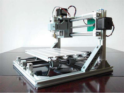 CMU DIY 3 AXIS 2418 ENGRAVER KIT related image