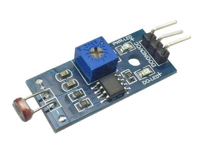 BSK AMBIENT LIGHT SENSOR ARDUINO - Communica [Part No: BSK AMBIENT LIGHT  SENSOR ARDUINO]
