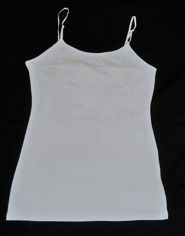 White Plus  Cami
