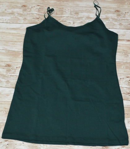 Forest Green Plus Cami
