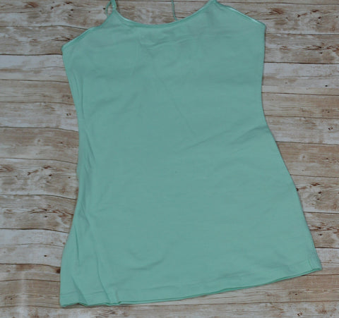 Mint Green Cami