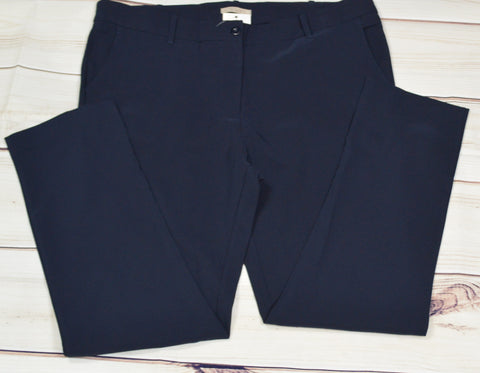 Navy Side Pocket Pants