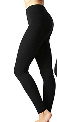 Essential Black Legging