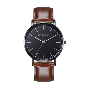 Lincoln - Black face De Guise Watch