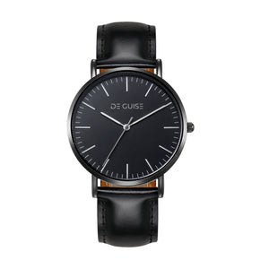 Da Vinci- All black De Guise watch