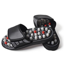 Load image into Gallery viewer, ACUPRESSURE FOOT MASSAGER SLIPPERS (योगा पादुका)-