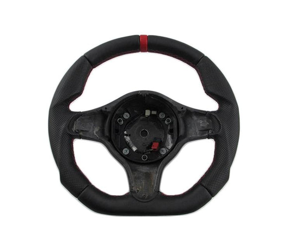 Modified steering wheels