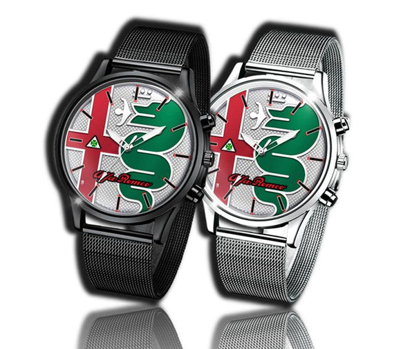 Alfa Romeo Logo Kingdom watch