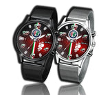 Alfa Romeo Logo Biscione Kingdom watch