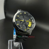 alfa romeo wheel watch yellow calipers