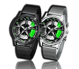 Alfa Romeo Giulia QV Wheel Kingdom watch (5 caliper colors)