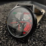 alfa romeo giulia giulietta gtv gta gtam gt qv quadrifoglio verde 3D wheel watch red calipers leather premium