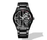 Alfa Romeo Black Logo Nero Corse Watch (3 logo variants)