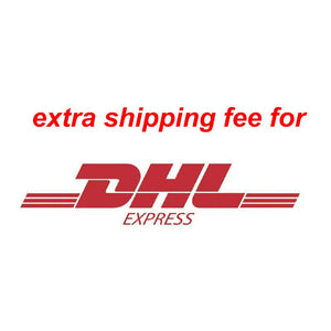 Carbon fiber parts - DHL Express shipping fee