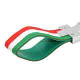 Decorate your key with Alfa Romeo Italian flag  logo keychain for any Alfa Romeo model - Alfa Romeo Accessories alfa romeo giulia stelvio 159 156 147 quadrofoglio logo emblem giulietta mito perfect gift
