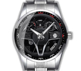 Alfa Romeo Giulia QV Steering Wheel Diamond Watch