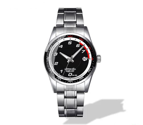 Alfa Romeo Giulia QV Rev Counter Diamond Watch