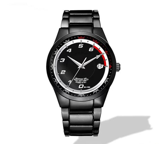 Alfa Romeo Giulia Rev Counter Nero Corse Watch