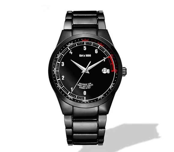 Alfa Romeo 147 Rev Counter Nero Corse Watch