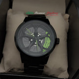 alfa romeo qv quadrifoglio verde gta gtam wheel watch green calipers brembo disc parts racing