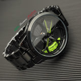 alfa romeo stelvio spider quadrifoglio qv sz rz racing tonale 33 155 uk usa wheel leather watch green calipers