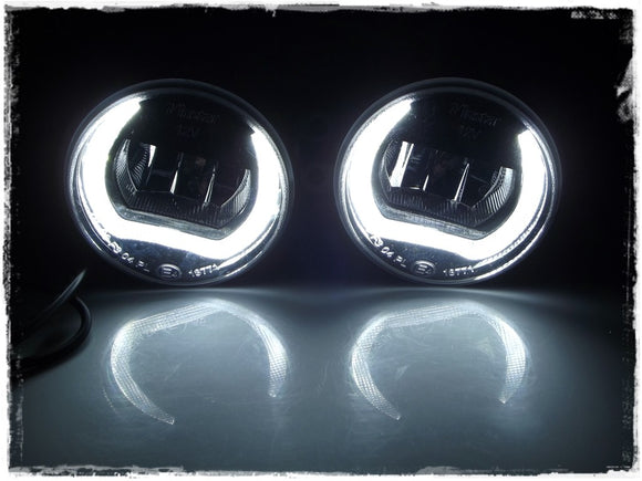 Led DRL + Fog lights Alfa Romeo 159/Brera (3 variants)