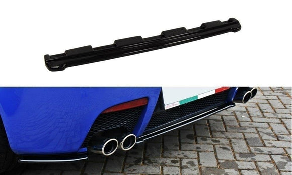 Alfa Romeo 147 GTA CENTRAL REAR SPLITTER (without vertical bars)